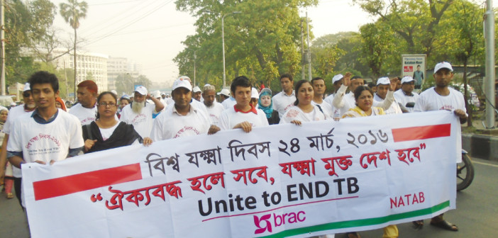 Report on world TB Day- 2016