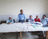 Orientation meeting with Community Health Care Provider (CHCP) at Kendua in Netrokona.