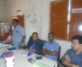 Awareness Meeting with Health Assistant at Gaffargoan in Mymensingh.