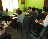 Hold Awareness Meeting with Local Govt at Vhaluka in Mymensingh