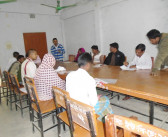 Hold Awareness Meeting with Local Govt at Ghuir in Manikgonj