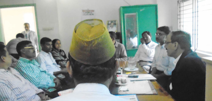 Hold Awareness Meeting with Local Govt at Dhubaura in Mymensingh