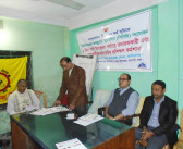 Orientation meeting with Community Health Care Provider (CHCP) at Sadar in Manikgonj.