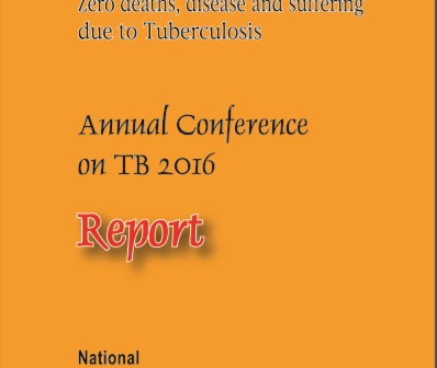 Annual Conference Report on TB 2016